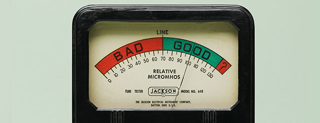 Good and Bad Barometer