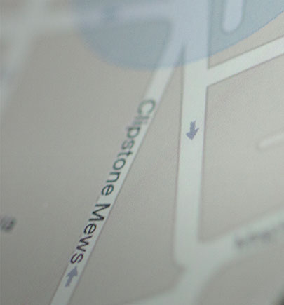 google map like image