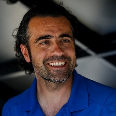 Dario Franchitti headshot